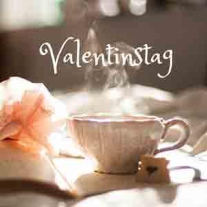 zur Valentinstags Papeterie
